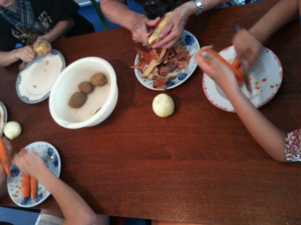Recette du tajine de poulet
