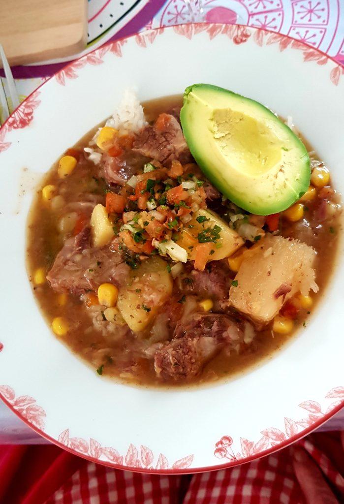 Sancocho Colombiano pour 6 personnes